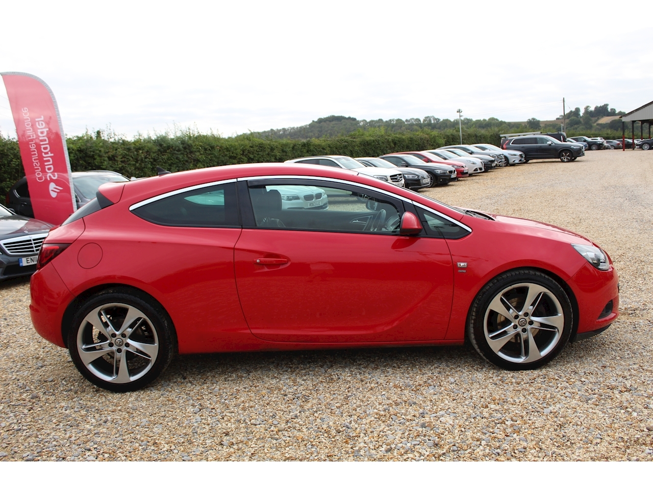 Vauxhall Astra GTC SRi Coupe 2.0 Manual Diesel