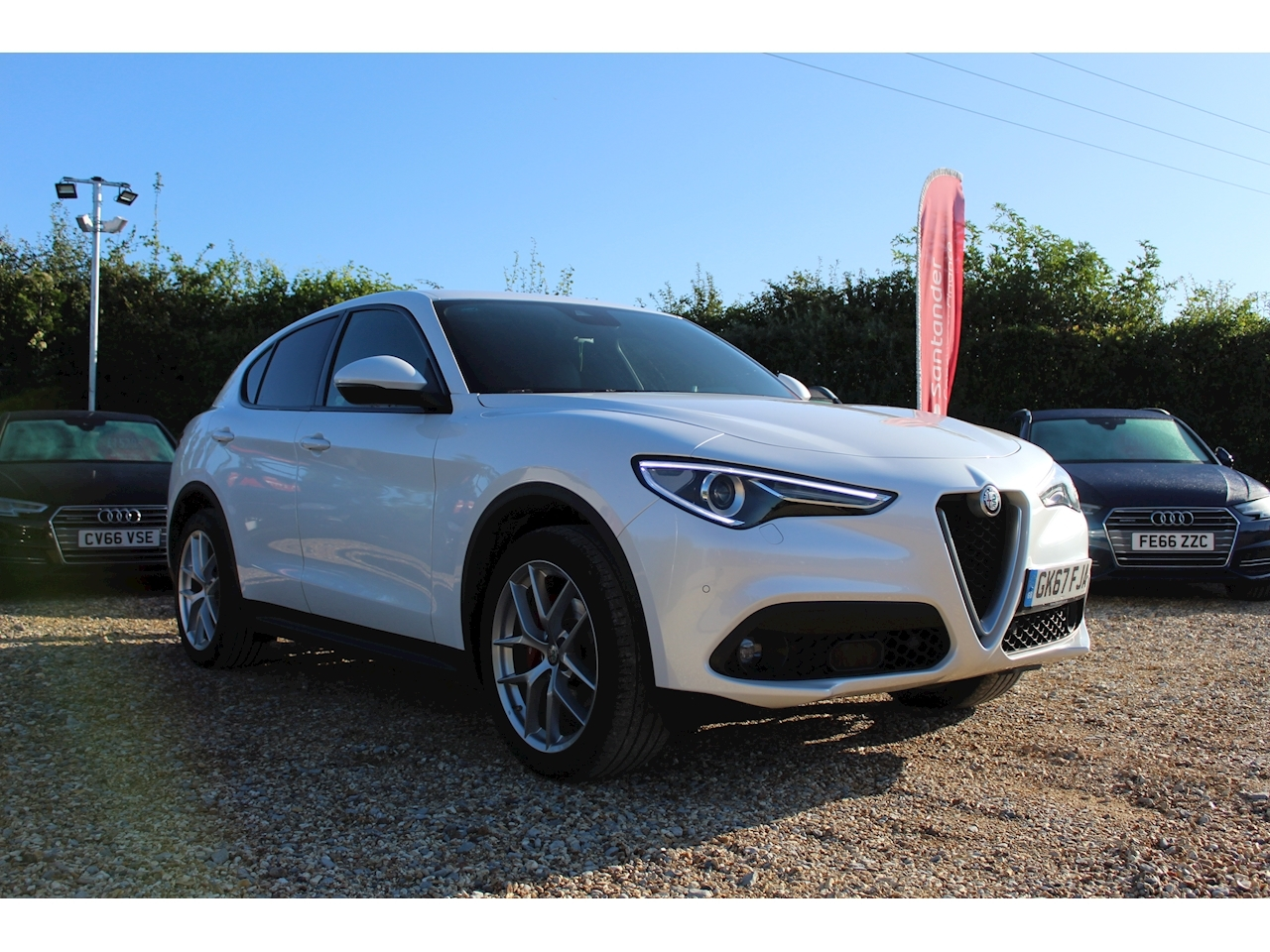 Alfa Romeo Stelvio Stelvio 2.2 Turbo Diesel 210hp Awd  Launch Edition Estate 2.2 Automatic Diesel