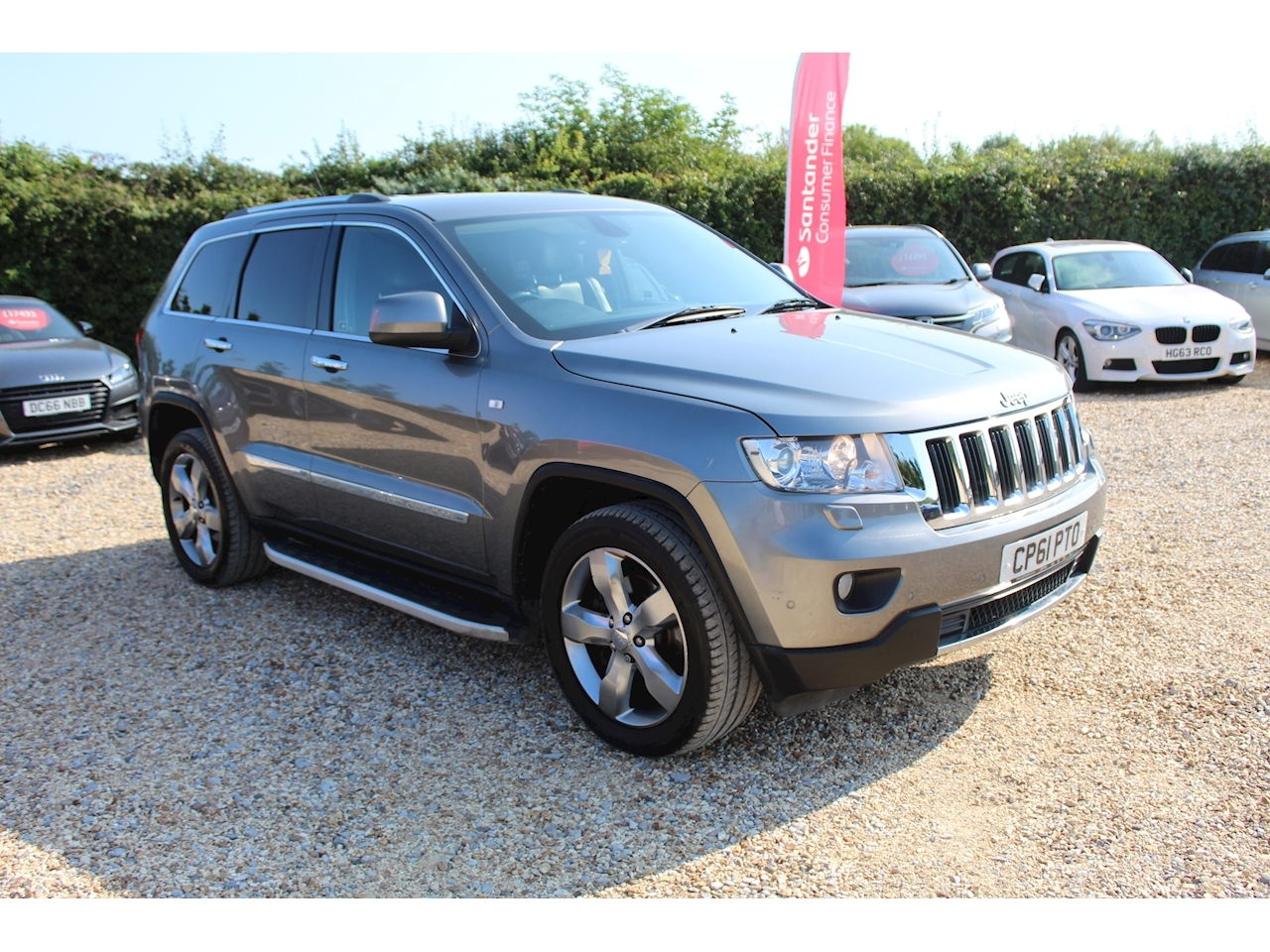 Jeep Grand Cherokee Grand Cherokee 3.0 Crd V6 Limited Estate 3.0 Automatic Diesel