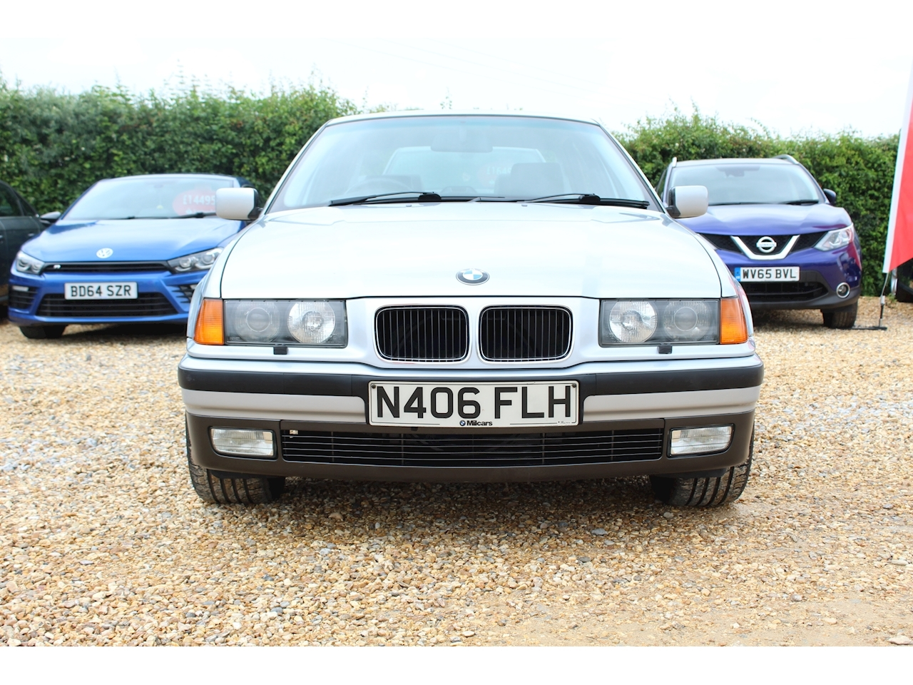 BMW 3 Series 328I Se 2.8 4dr Saloon Automatic Petrol