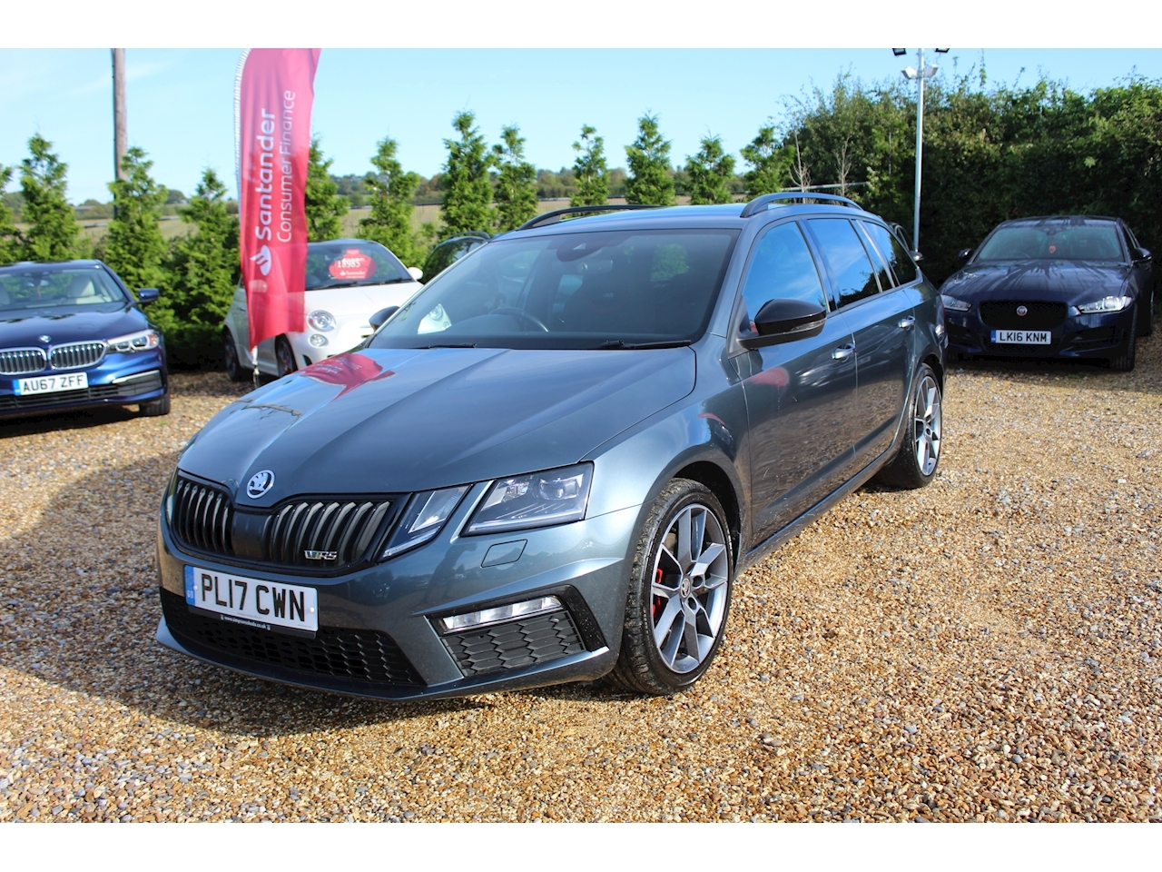 Octavia vRS Estate 2.0 Manual Diesel