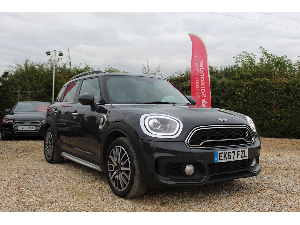 MINI Countryman Cooper S E Countryman ALL4 Countryman 1.5 Automatic Petrol Plug-in Hybrid