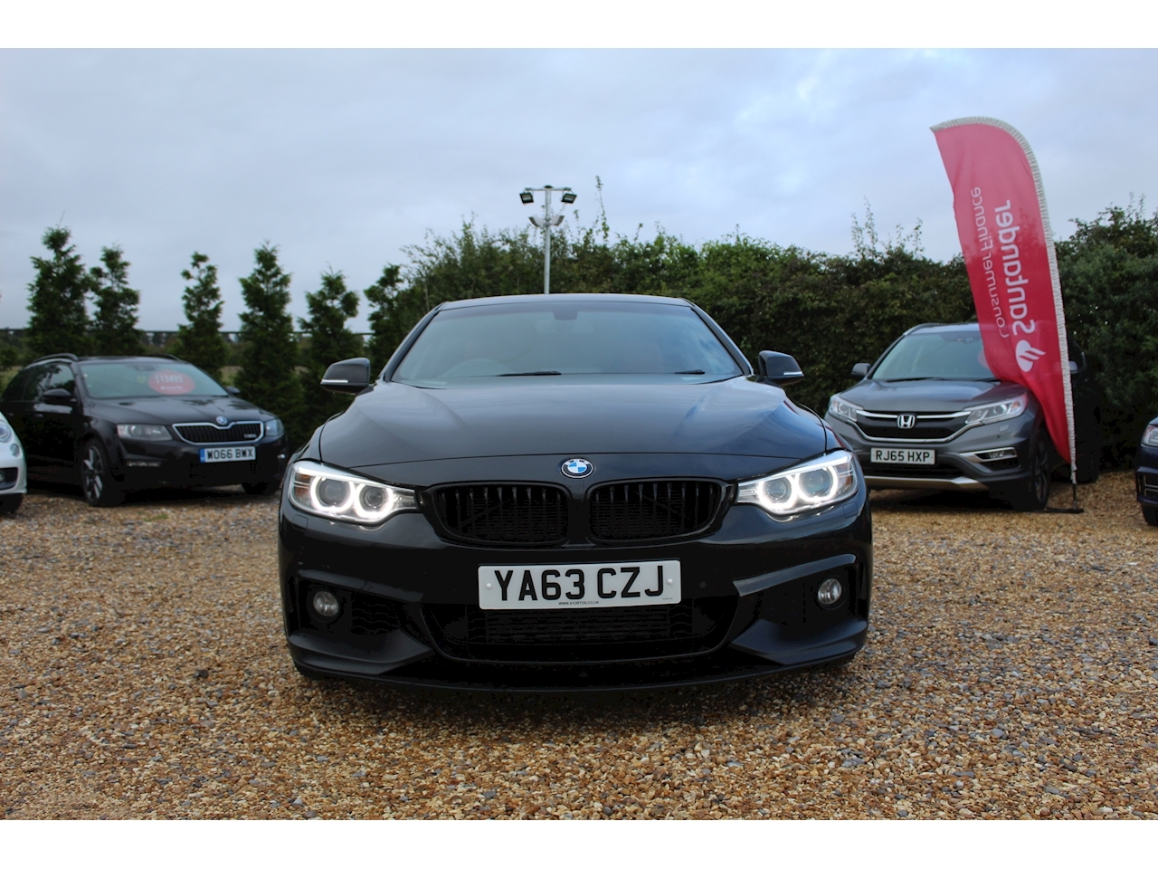 4 Series 435d xDrive M Sport Coupe Coupe 3.0 Automatic Diesel