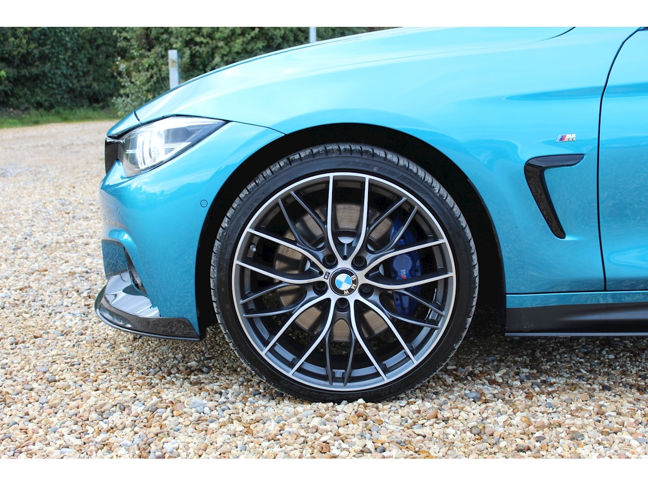 BMW 4 Series 435d xDrive M Sport Coupe Coupe 3.0 Automatic Diesel
