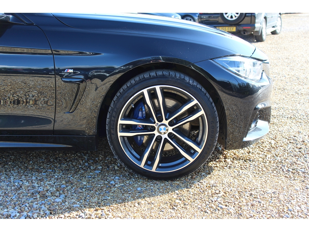 BMW 4 Series 420d xDrive M Sport Coupe Coupe 2.0 Automatic Diesel