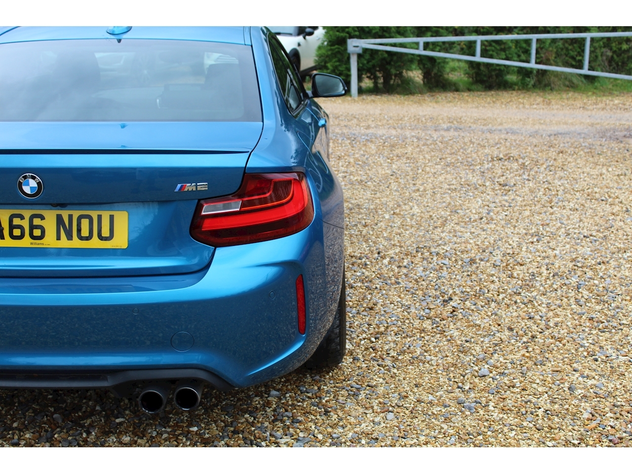 BMW M2 Series M2 Coupe Coupe 3.0 Automatic Petrol