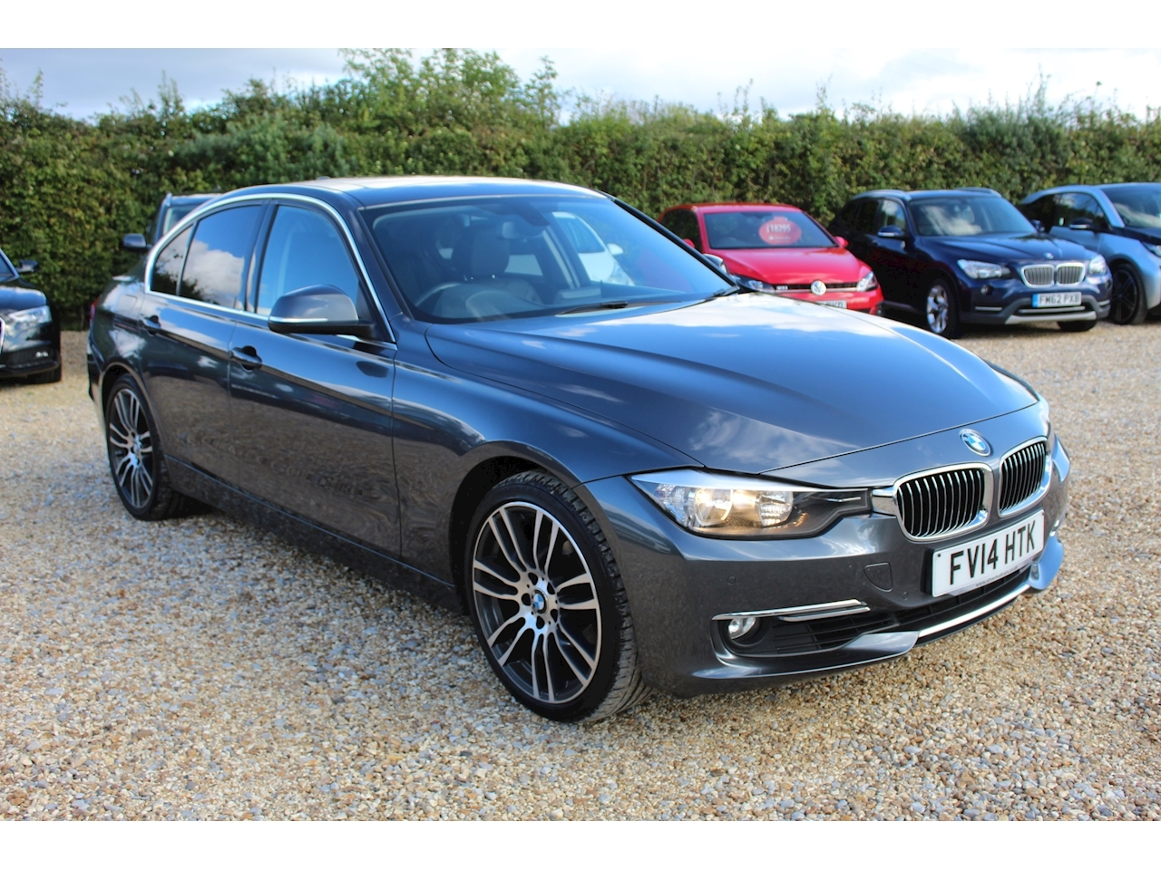 3 Series 330d xDrive Luxury Saloon 3.0 Automatic Diesel
