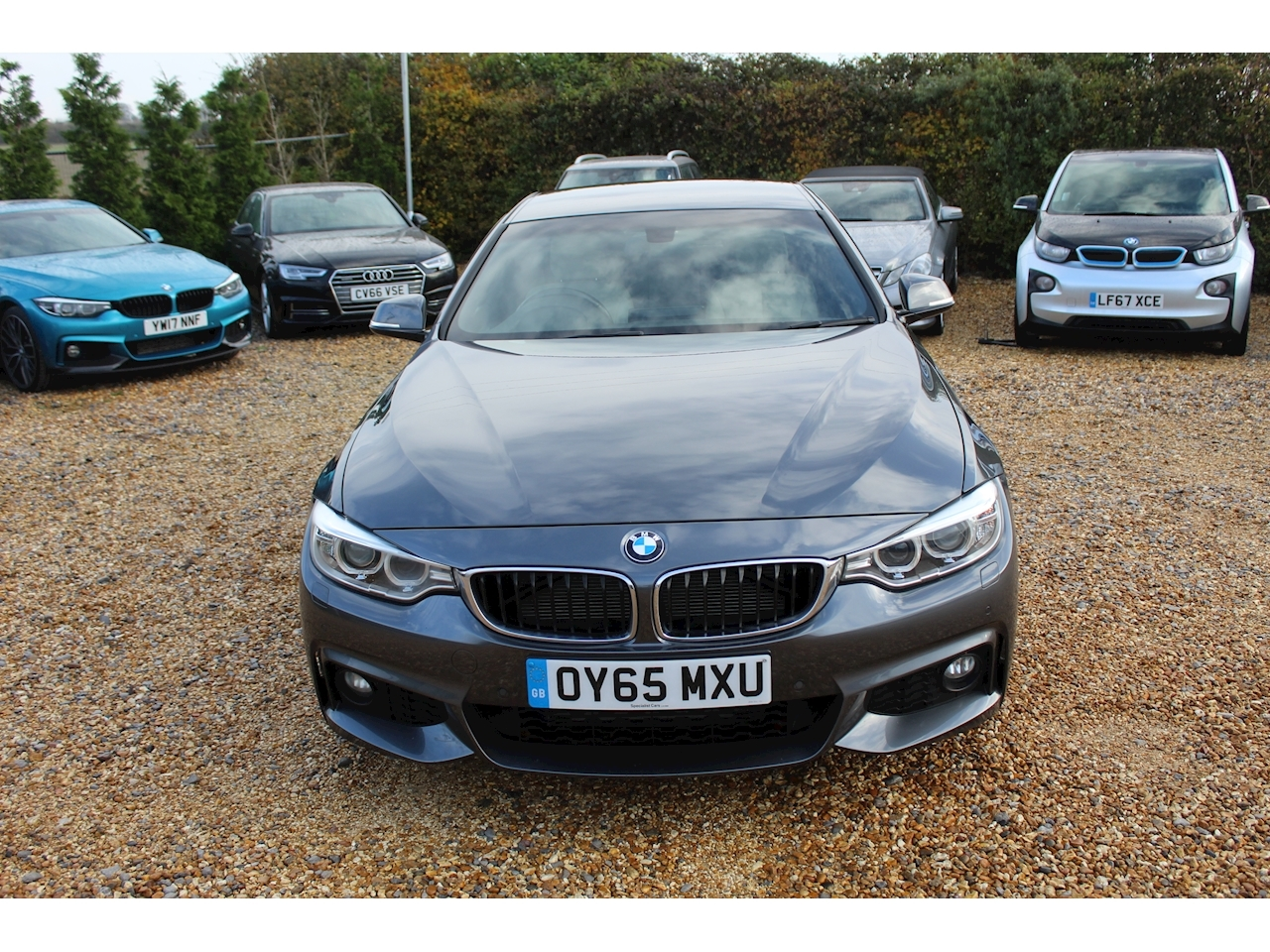 4 Series Gran Coupe 430d M Sport Gran Coupe Gran Coupe 3.0 Automatic Diesel