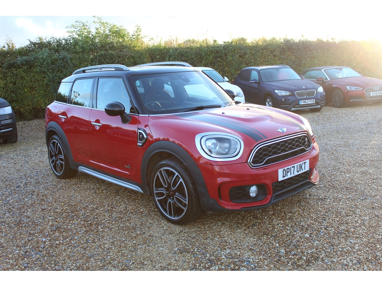 Countryman Cooper SD ALL4 Countryman AT Countryman 2.0 Automatic Diesel