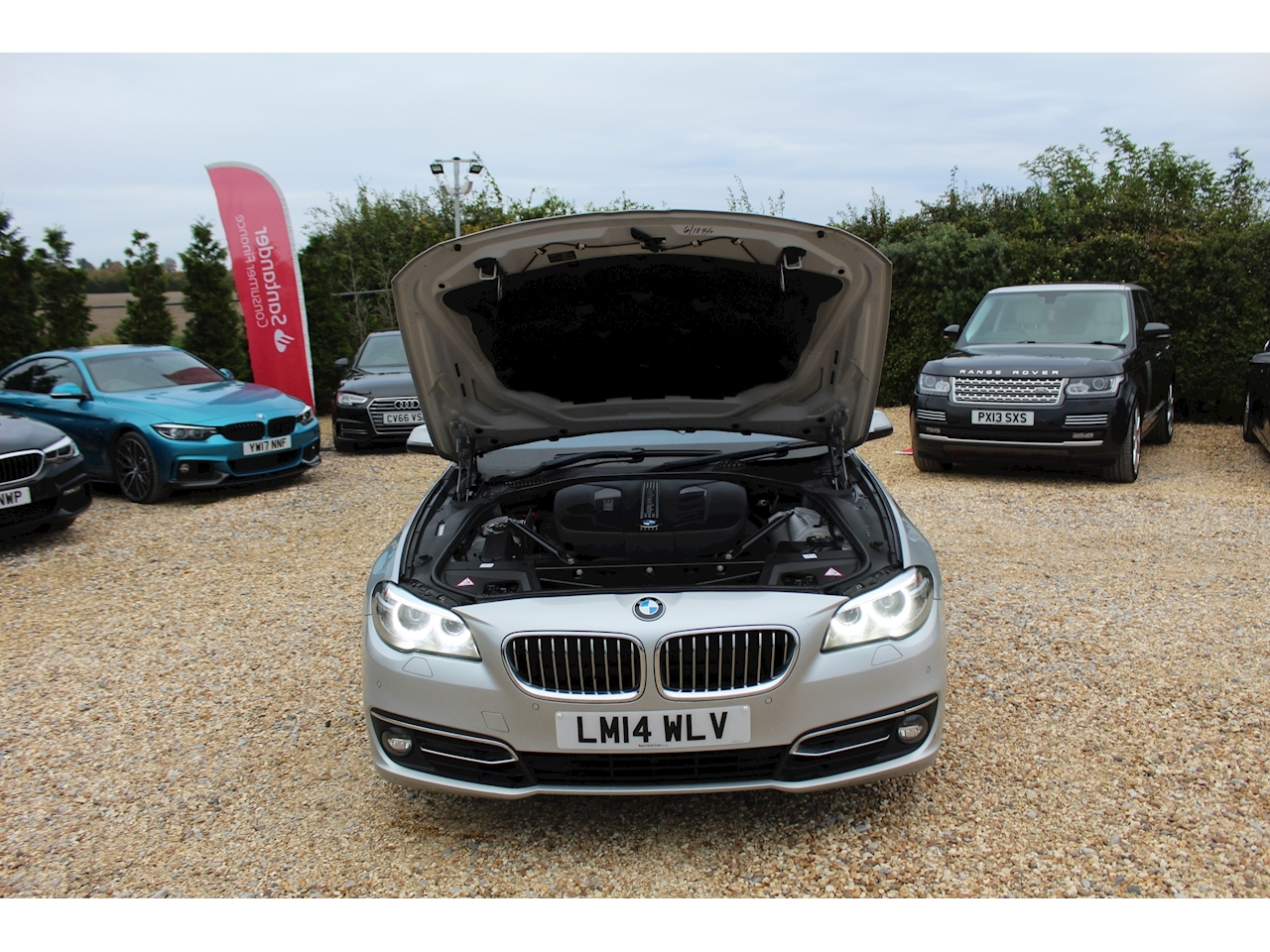 BMW 5 Series 520d Luxury Touring Touring 2.0 Automatic Diesel