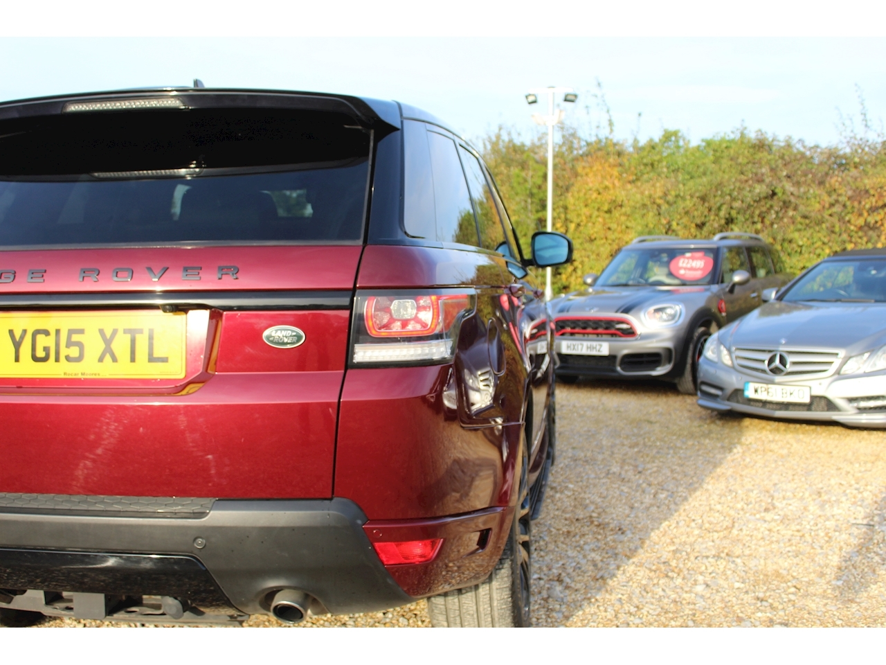 Land Rover Range Rover Sport Autobiography Dynamic SUV 3.0 Automatic Diesel