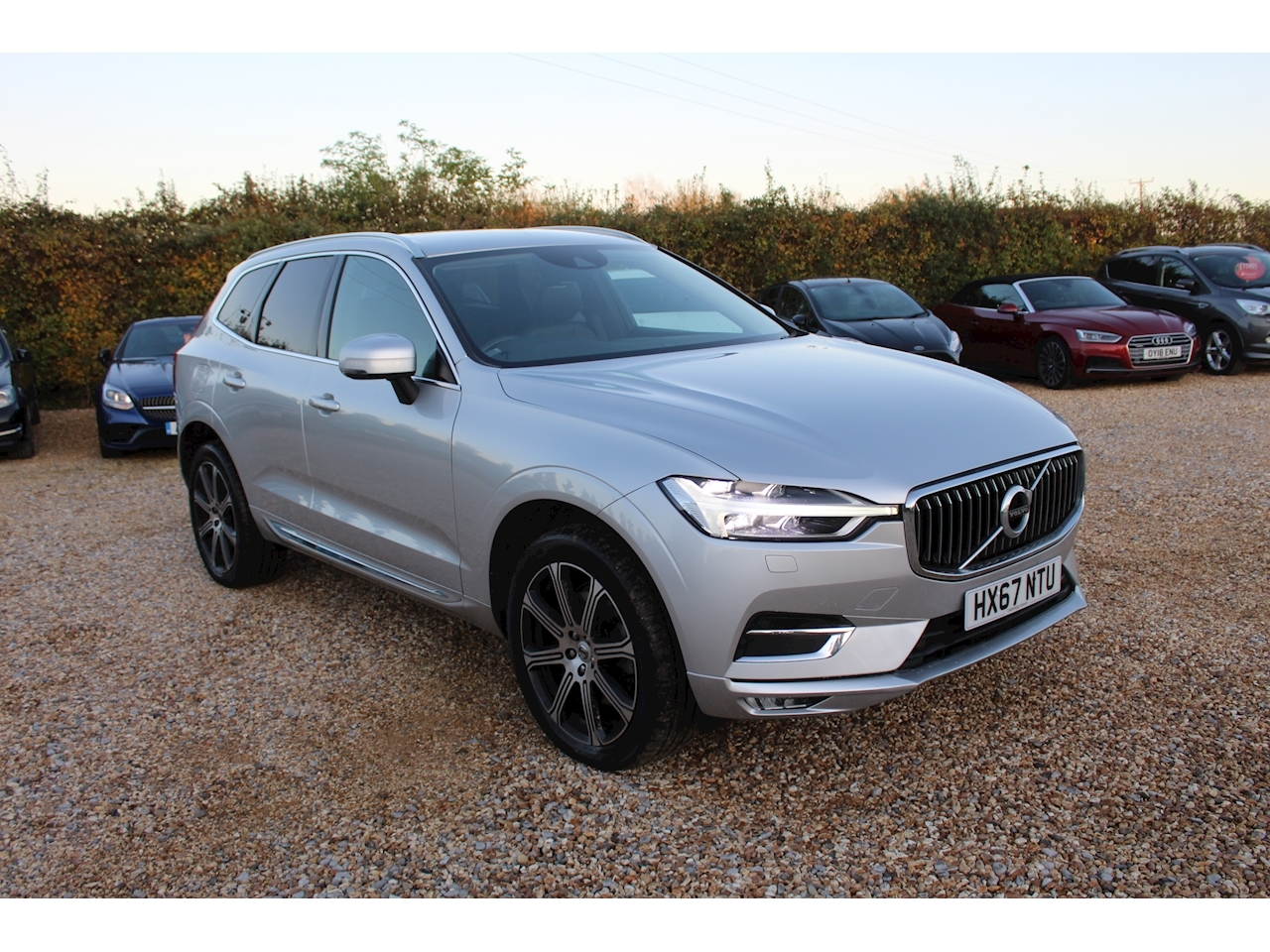 Volvo XC60 Inscription SUV 2.0 Auto Petrol