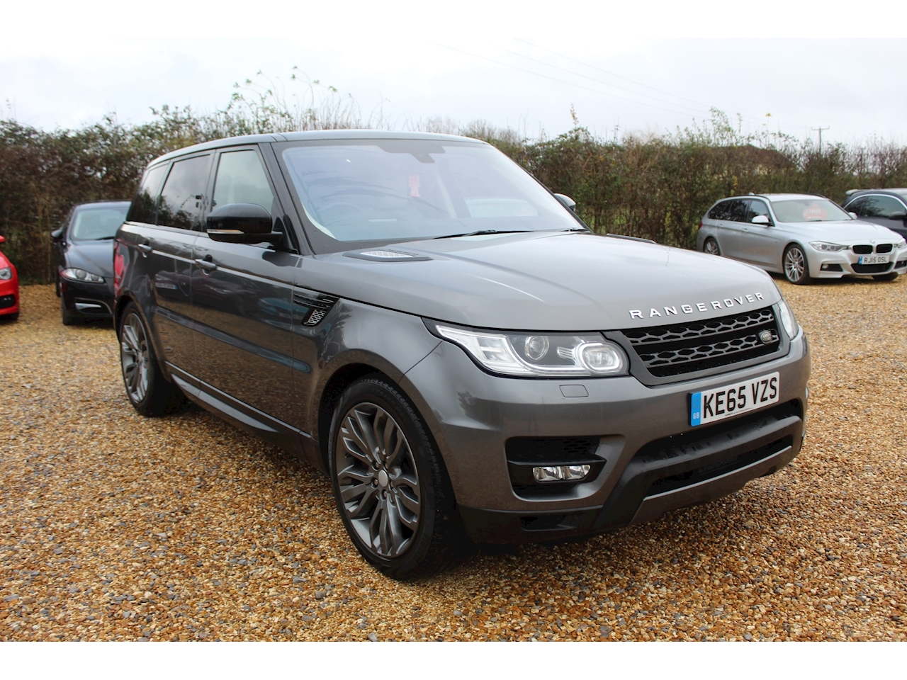Land Rover Range Rover Sport Hse Dynamic 3.0 5dr Estate Automatic Diesel