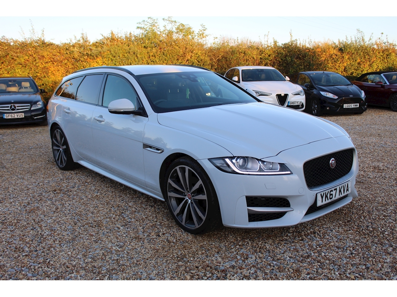 Jaguar XF d R-Sport Black Edition 2.0 5dr Estate Automatic Diesel
