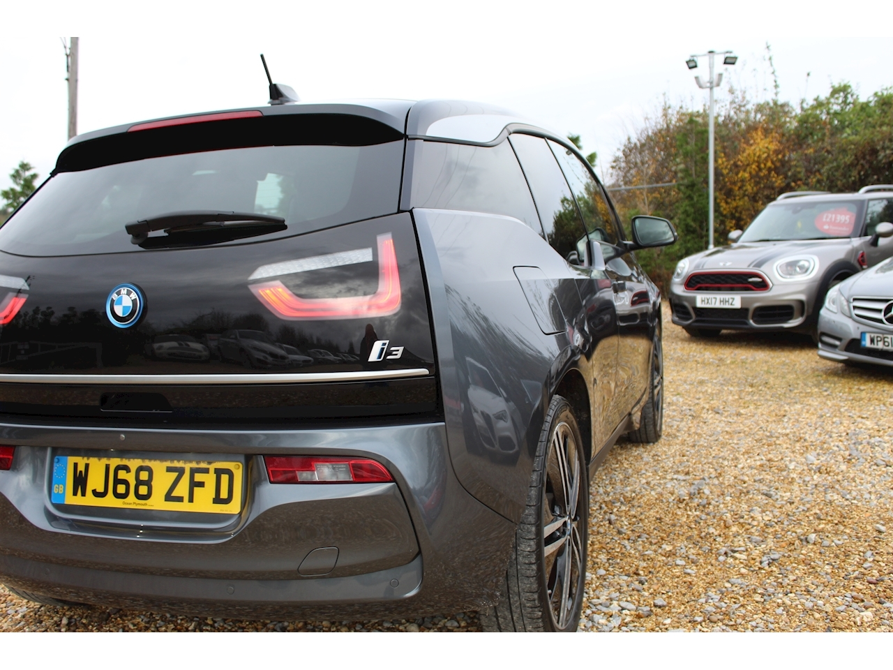 BMW i3 Series i3 94Ah with Range Extender Hatchback 0.6 Automatic Petrol Hybrid