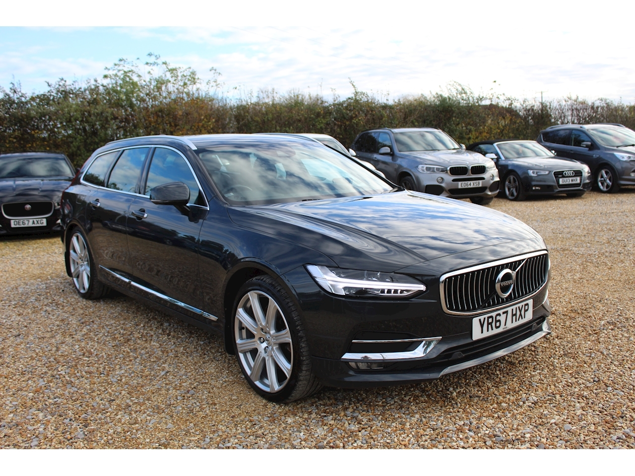 Volvo V90 Inscription Pro Estate 2.0 Auto Diesel