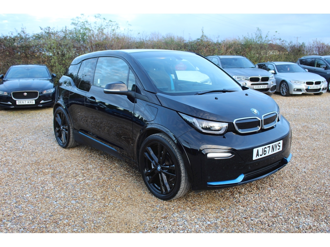 BMW i3 Series i3s 94Ah with Range Extender Hatchback 0.6 Automatic Petrol Hybrid