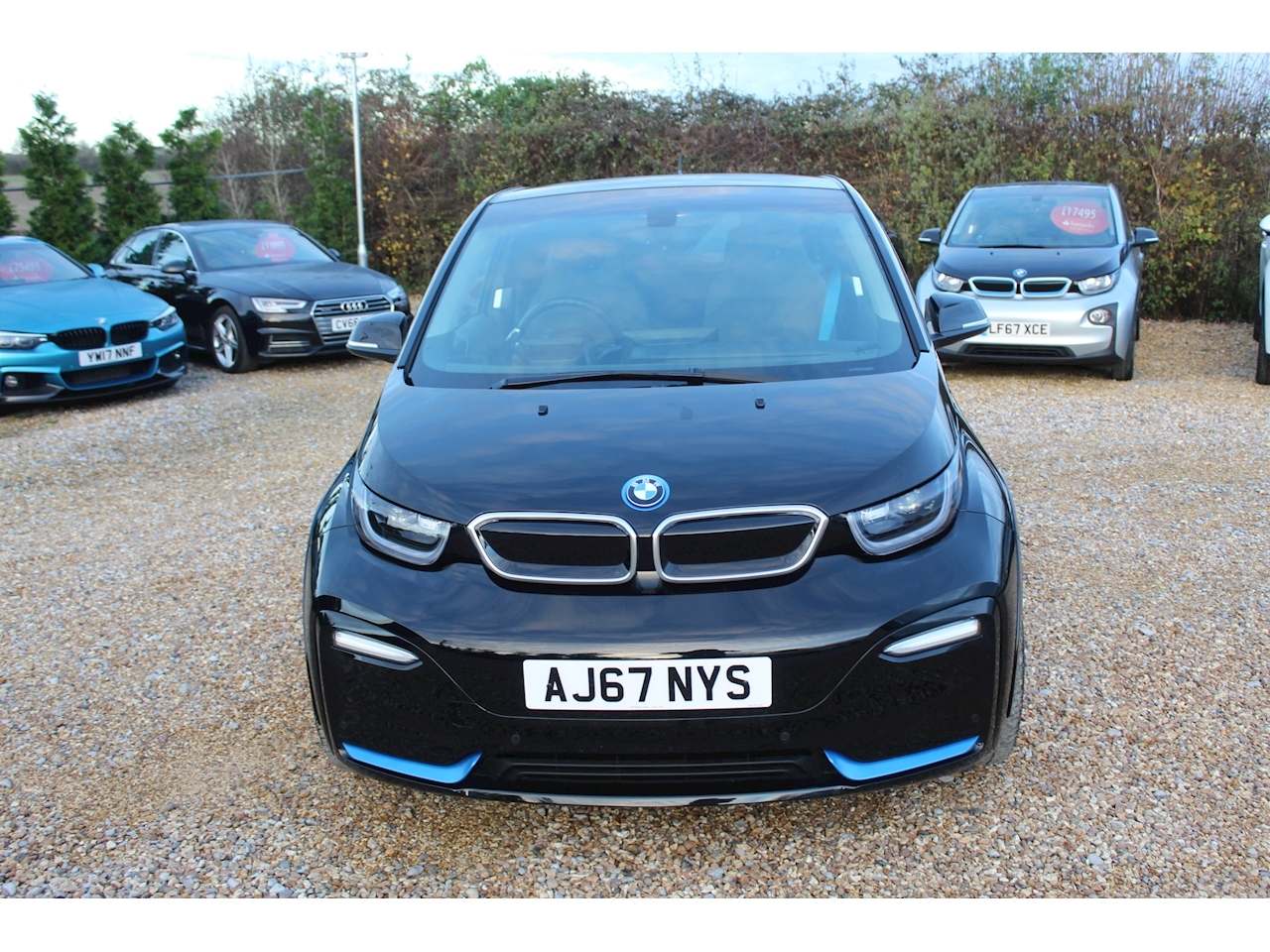 i3 Series i3s 94Ah with Range Extender Hatchback 0.6 Automatic Petrol Hybrid