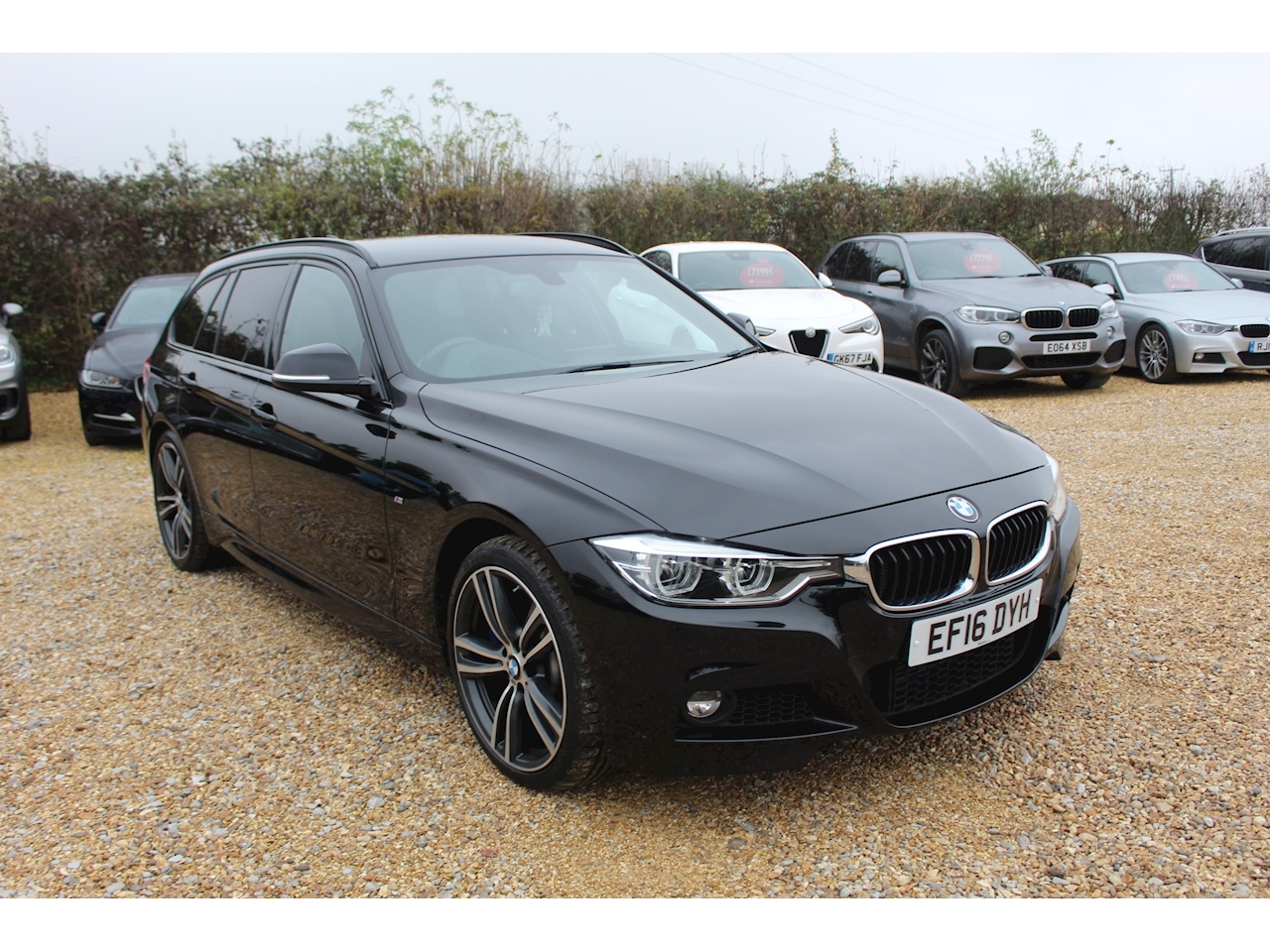 3 Series 335d xDrive M Sport Touring Touring 3.0 Automatic Diesel