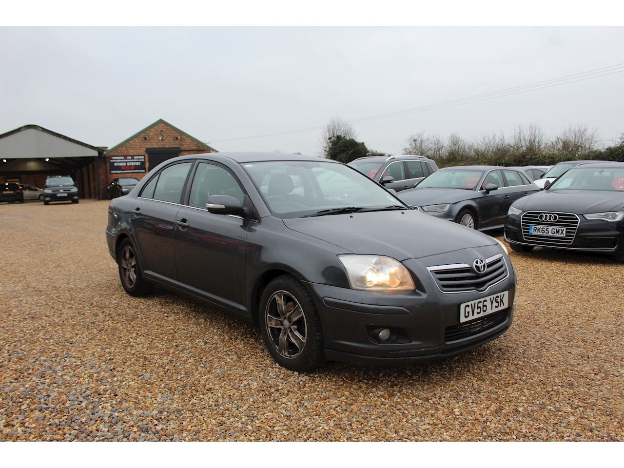 Toyota Avensis T3-X Saloon 1.8 Automatic Petrol