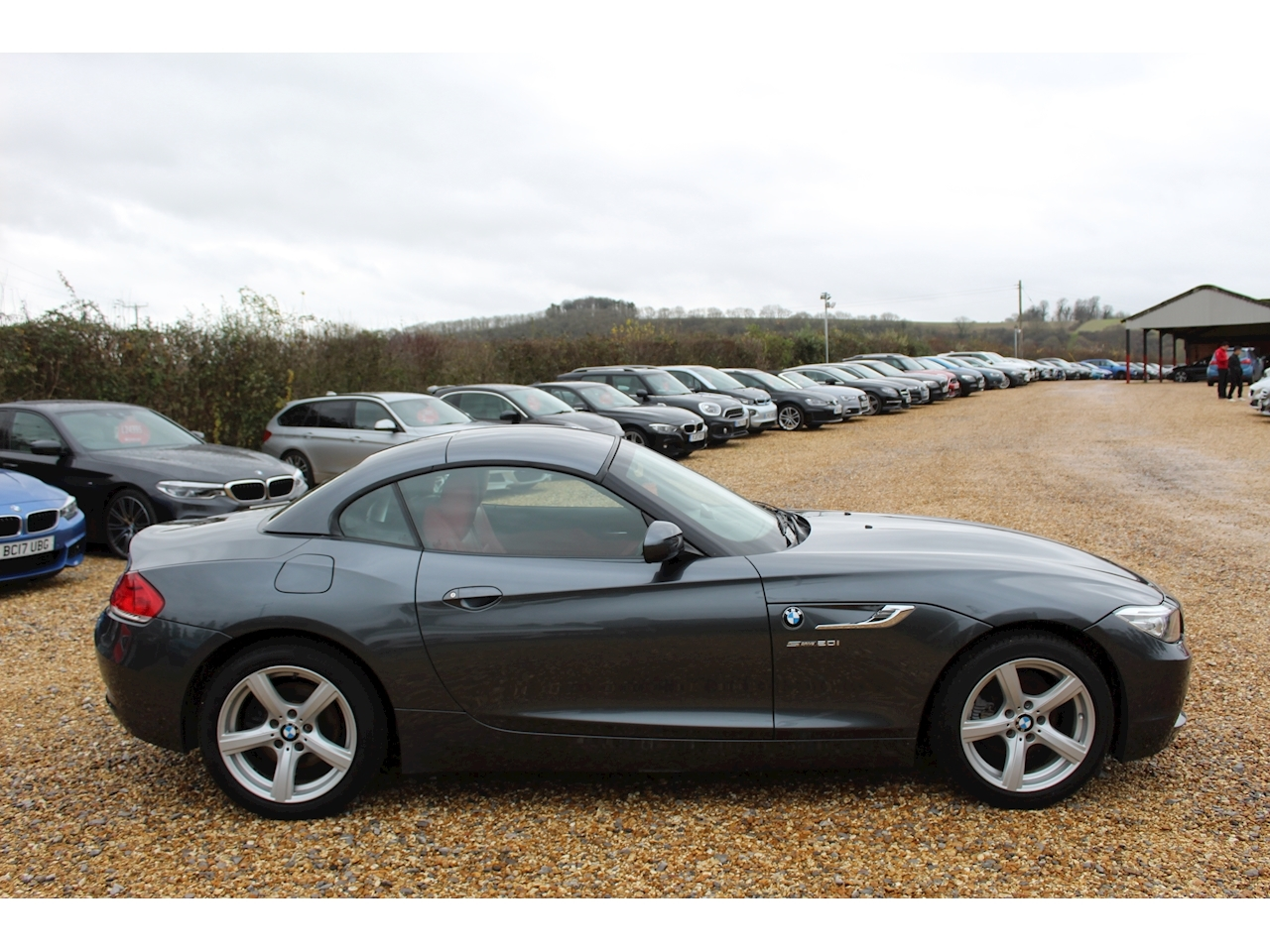 BMW Z4 Series Z4 sDrive20i Roadster Roadster 2.0 Manual Petrol