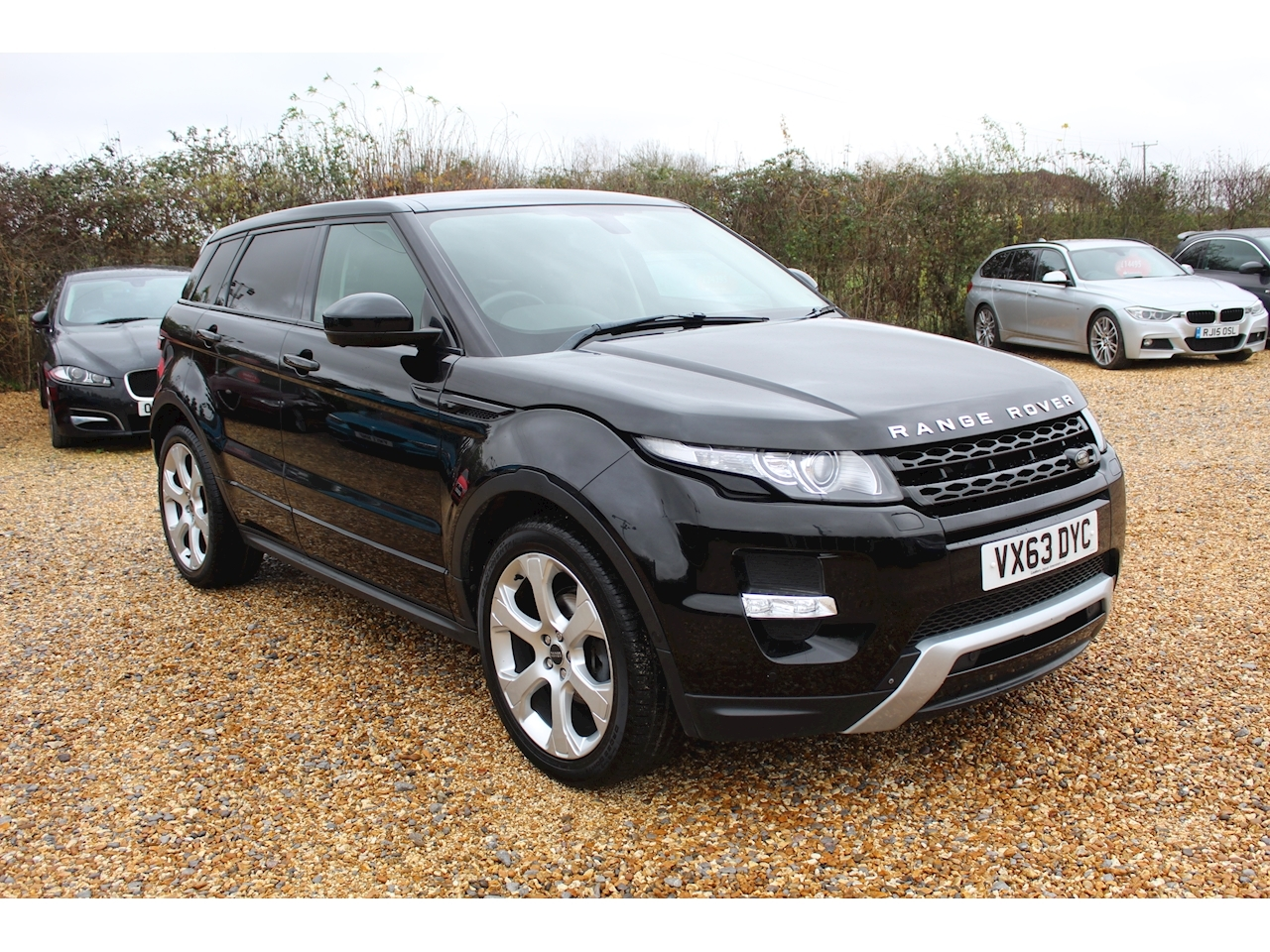 Land Rover Range Rover Evoque Sd4 Dynamic Lux 2.2 5dr SUV Automatic Diesel