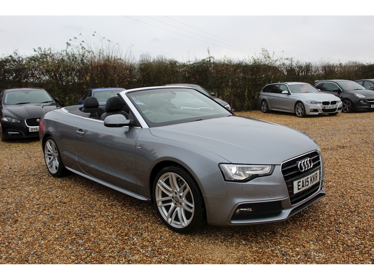 Audi A5 Cabriolet S line Special Edition Cabriolet 1.8 Multitronic Petrol