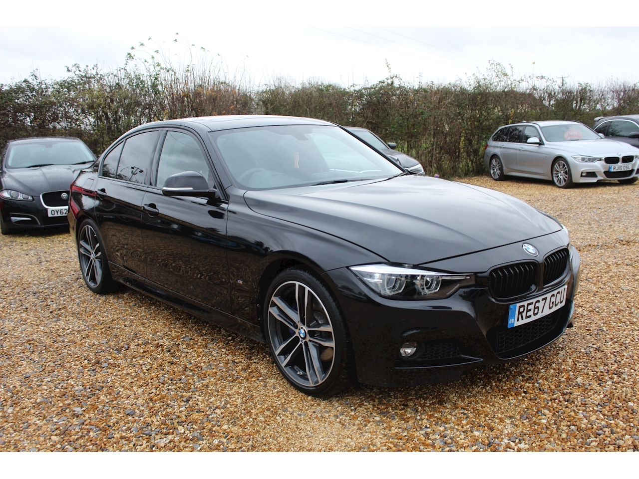 BMW 2.0 330e 7.6kWh M Sport Shadow Edition Saloon 4dr Petrol Plug-in Hybrid Auto (s/s) (252 ps)