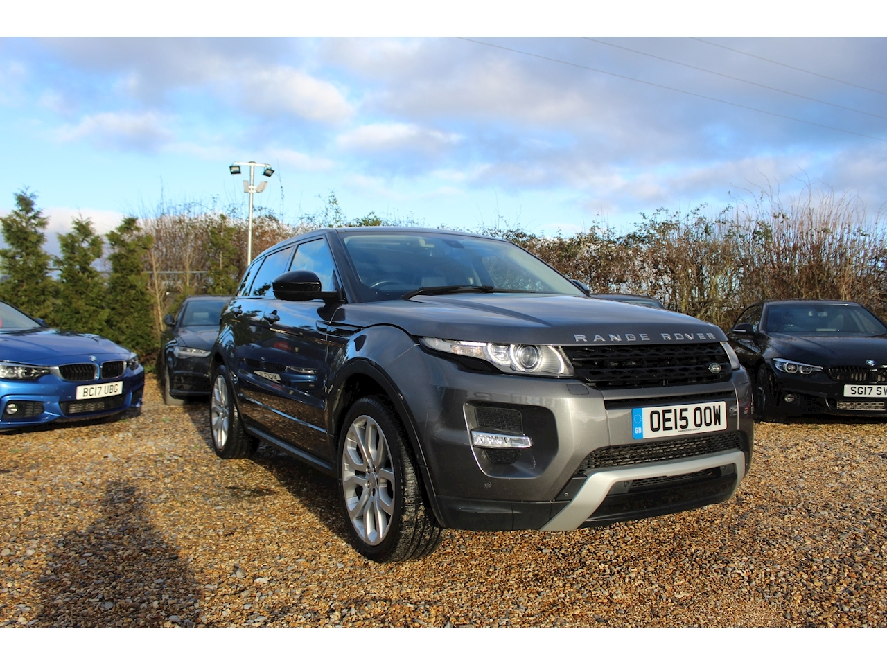 Land Rover 2.2 SD4 Dynamic Lux SUV 5dr Diesel Automatic AWD (159 g/km, 190 bhp)