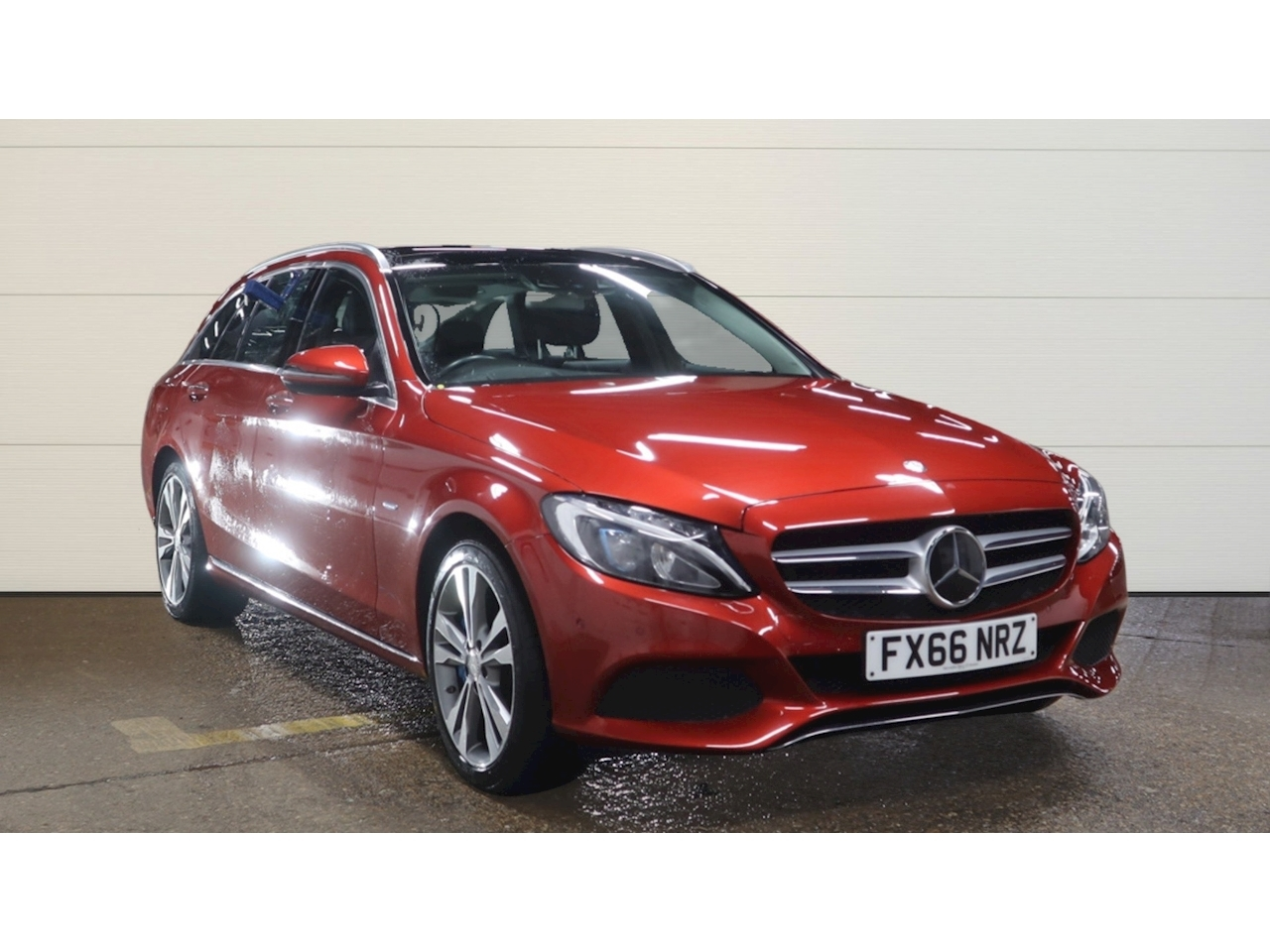 Mercedes-Benz 2.0 C350e 6.4kWh Sport (Premium Plus) Estate 5dr Petrol Plug-in Hybrid G-Tronic+ (s/s) 18in Alloy (293 ps)