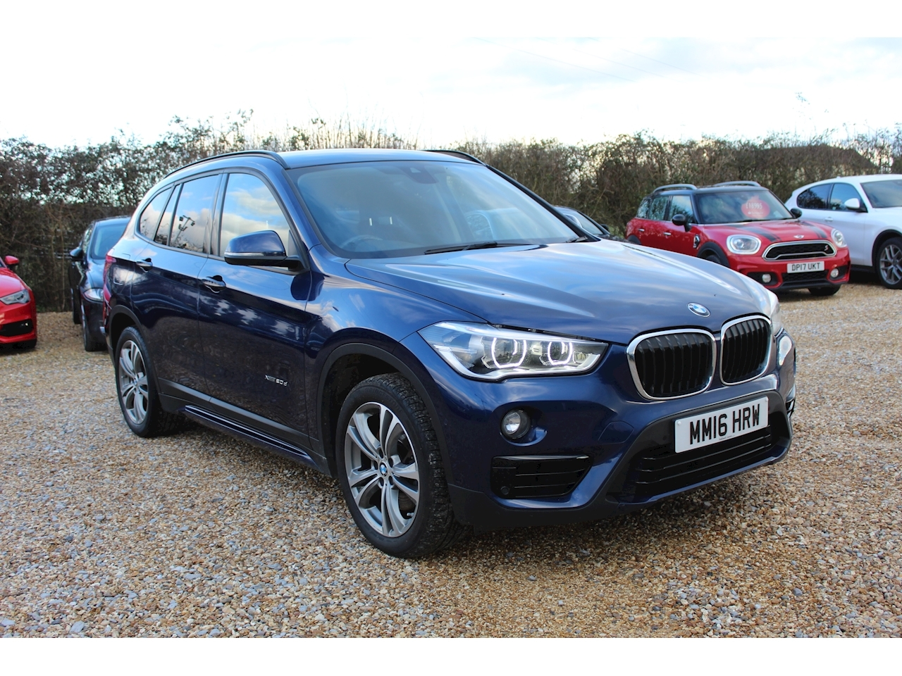 BMW 2.0 20d Sport SUV 5dr Diesel Auto xDrive (s/s) (190 ps)