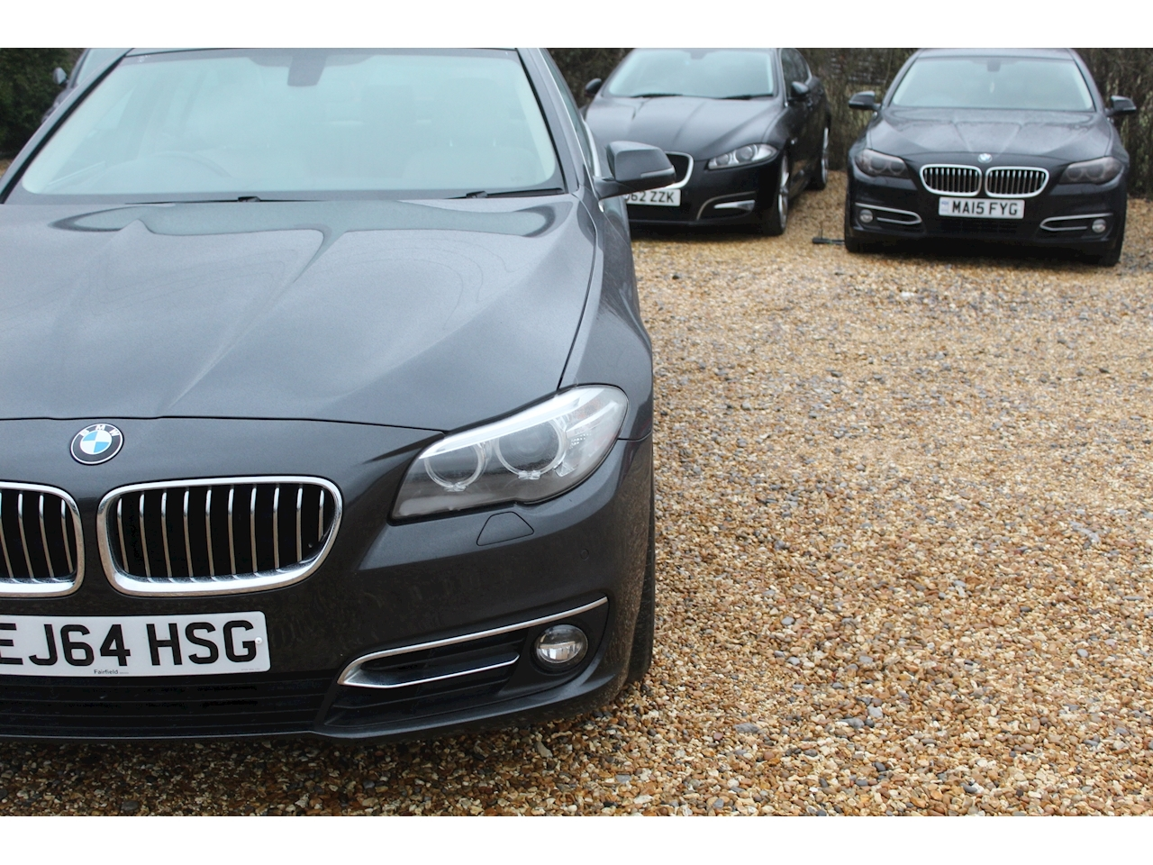 BMW 3.0 530d Luxury Saloon 4dr Diesel Automatic (139 g/km, 258 bhp)