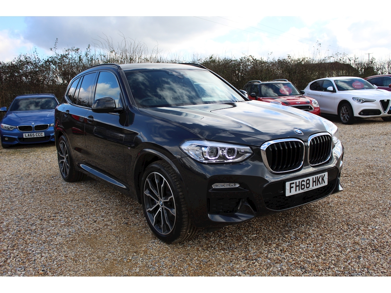 BMW 2.0 20d M Sport SUV 5dr Diesel Auto xDrive (s/s) (190 ps)