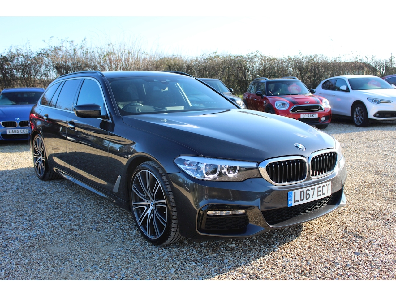 BMW 3.0 530d M Sport Touring 5dr Diesel Auto xDrive (s/s) (265 ps)