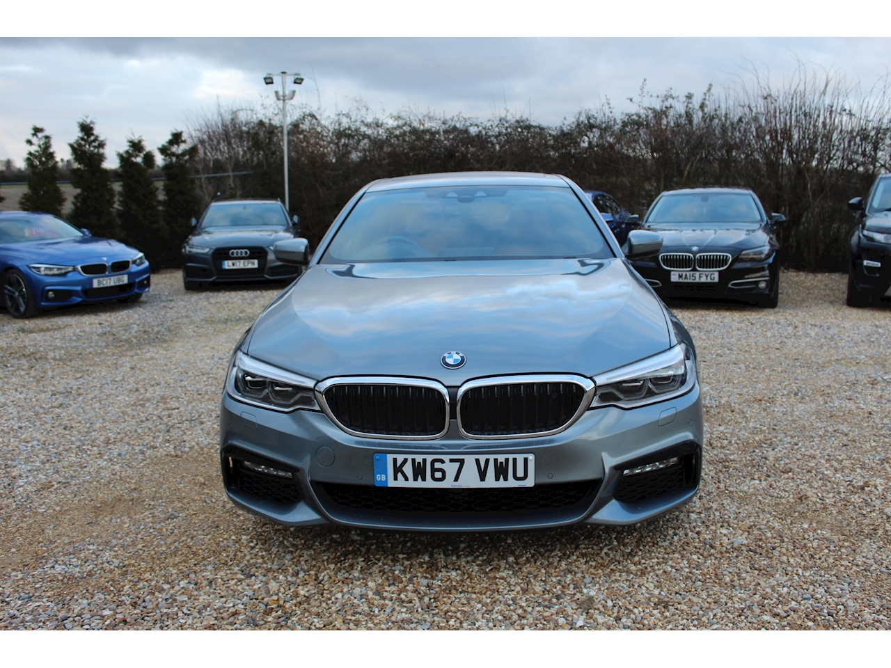 BMW 2.0 530e iPerformance 9.2kWh M Sport Saloon 4dr Petrol Plug-in Hybrid Auto (s/s) (252 ps)