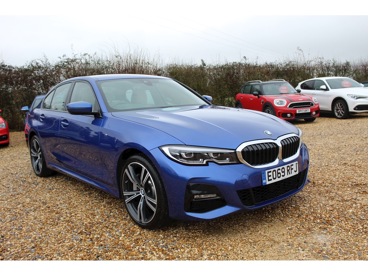 BMW 2.0 330e 12kWh M Sport Saloon 4dr Petrol Plug-in Hybrid Auto (s/s) (292 ps)