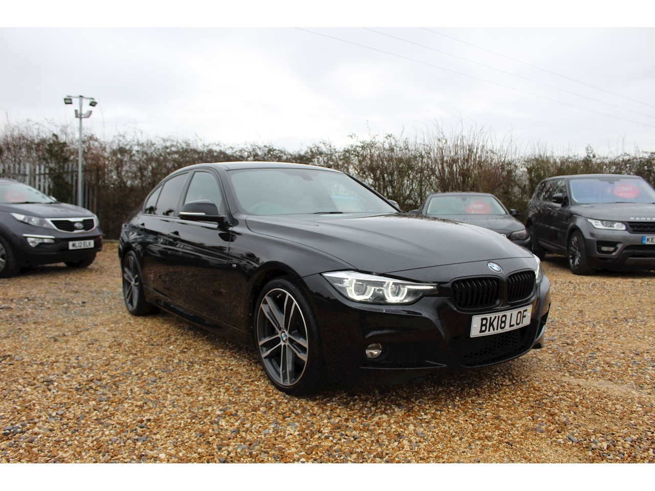 2.0 320d BluePerformance M Sport Shadow Edition Saloon 4dr Diesel Auto (s/s) (190 ps)