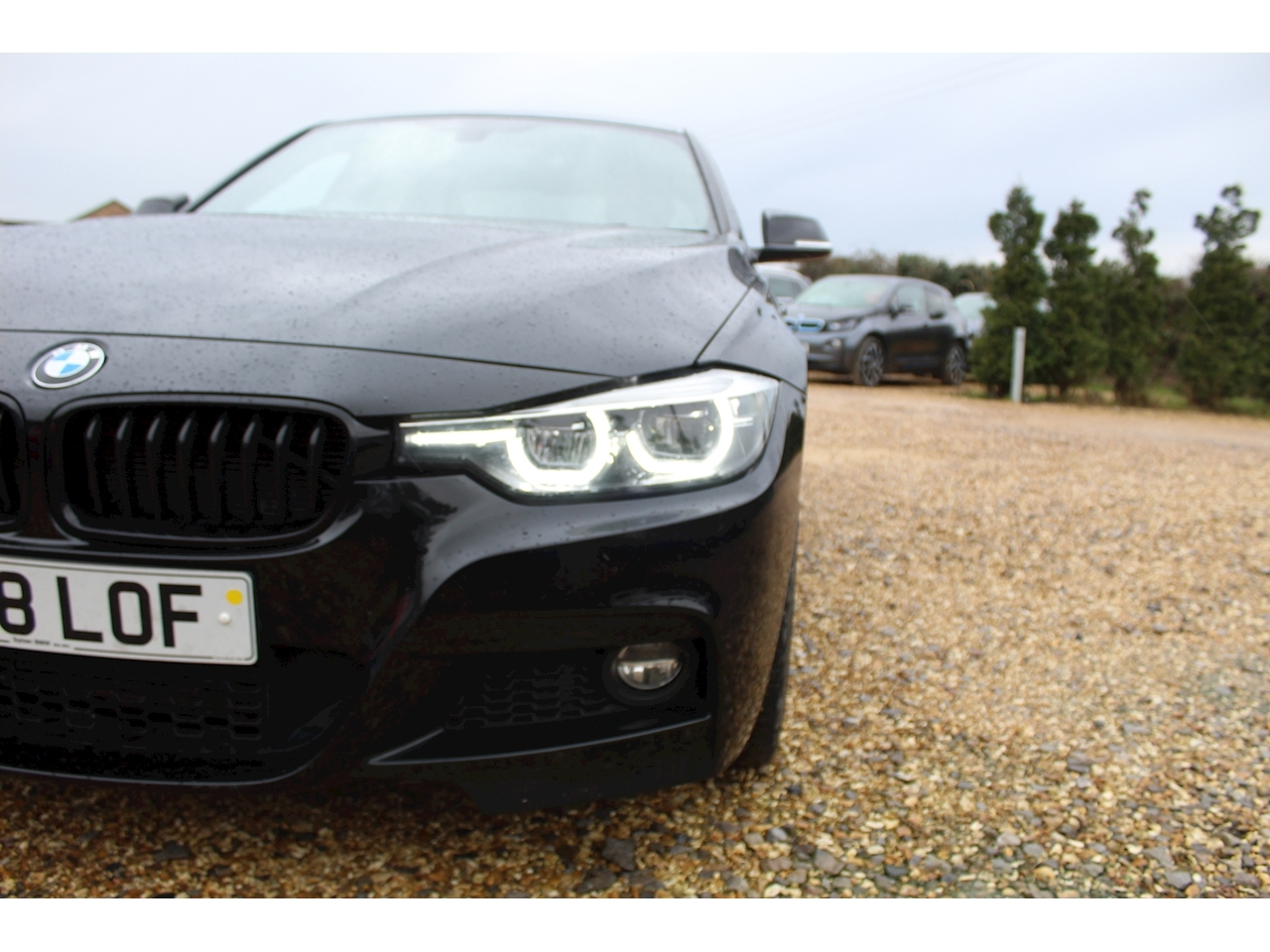 BMW 2.0 320d BluePerformance M Sport Shadow Edition Saloon 4dr Diesel Auto (s/s) (190 ps)
