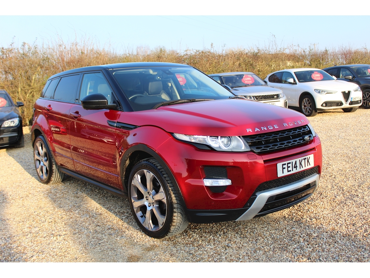 Land Rover 2.2 SD4 Dynamic Lux SUV 5dr Diesel Manual AWD (149 g/km, 190 bhp)