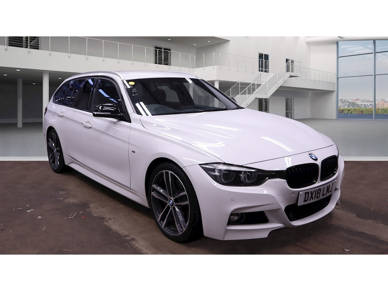 BMW 2.0 320d M Sport Shadow Edition Touring 5dr Diesel Auto (s/s) (190 ps)