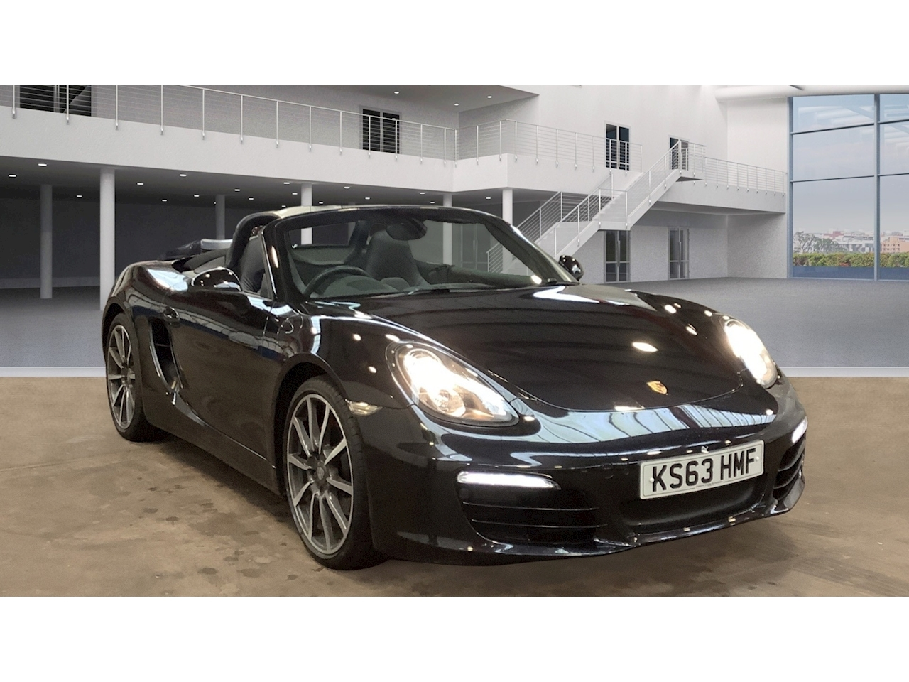 Porsche 2.7 981 Convertible 2dr Petrol Manual (s/s) (265 ps)