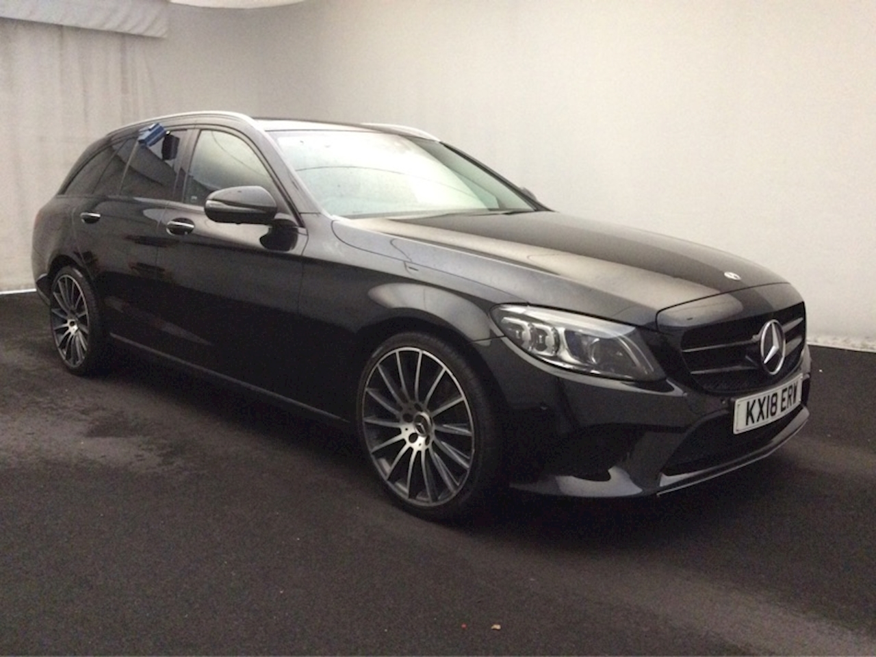 Mercedes-Benz C Class C220d Sport Premium Plus 2.0 5dr Estate Automatic Diesel