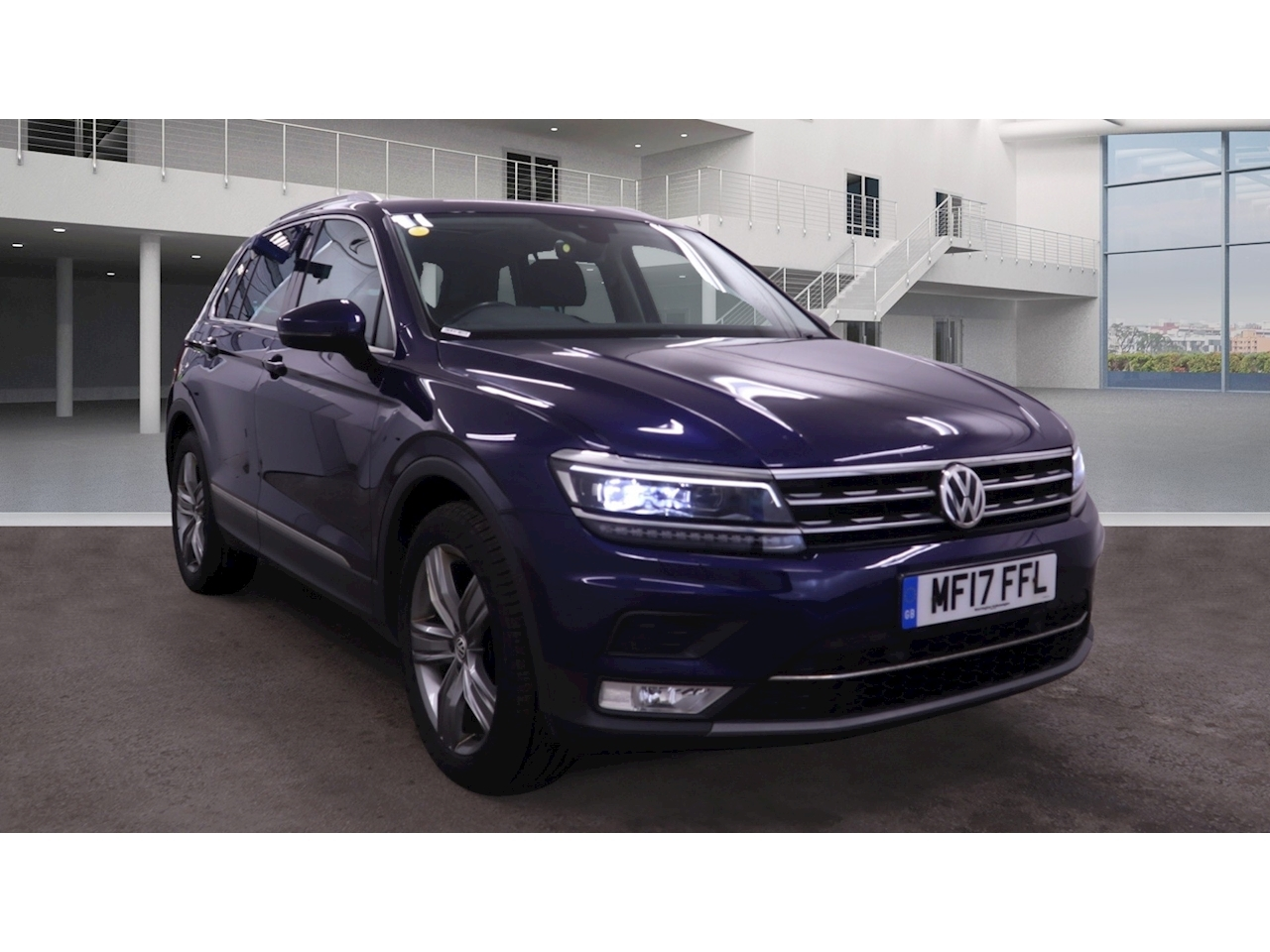 2.0 TDI BlueMotion Tech SEL SUV 5dr Diesel (s/s) (150 ps)