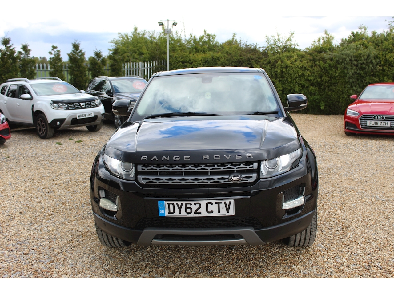 Range Rover Evoque ED4 Pure Tech SUV 2.2 Manual Diesel