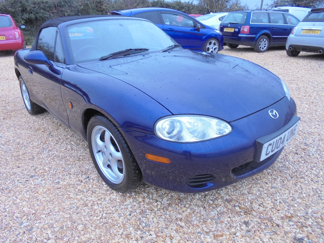 Mazda Mx-5 I Convertible 1.8 Manual Petrol