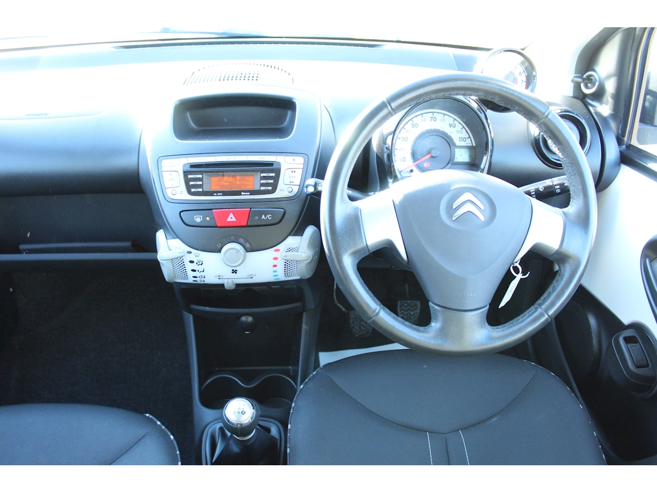 Citroen C1 Vtr Plus Hatchback 1.0 Manual Petrol
