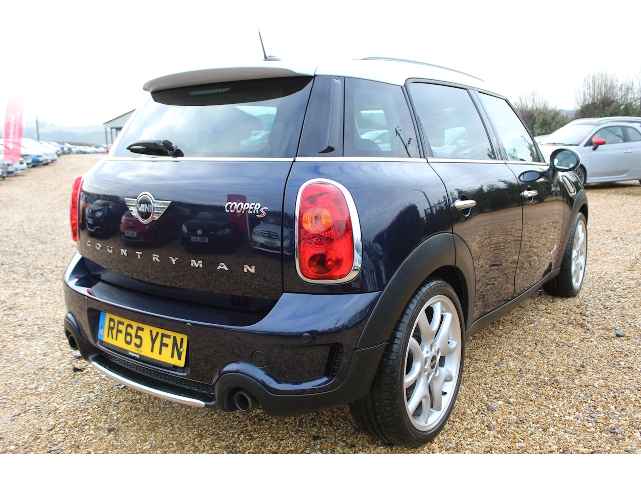 Mini Mini Countryman Cooper S All4 Hatchback 1.6 Manual Petrol