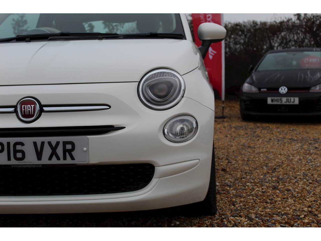 Fiat 500 Eco Pop Star Hatchback 1.2 Manual Petrol