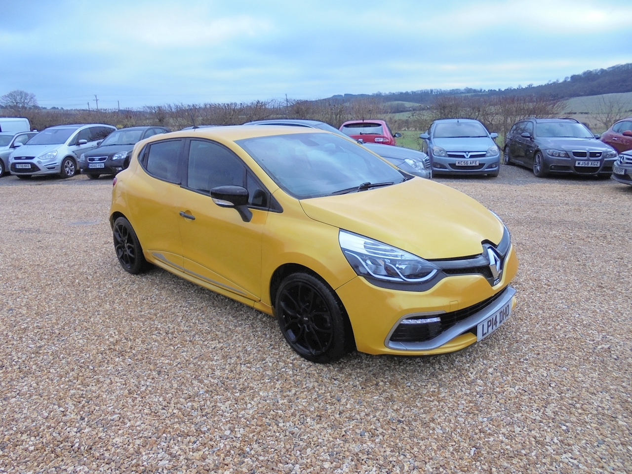 Renault Clio Renaultsport Lux Hatchback 1.6 Automatic Petrol