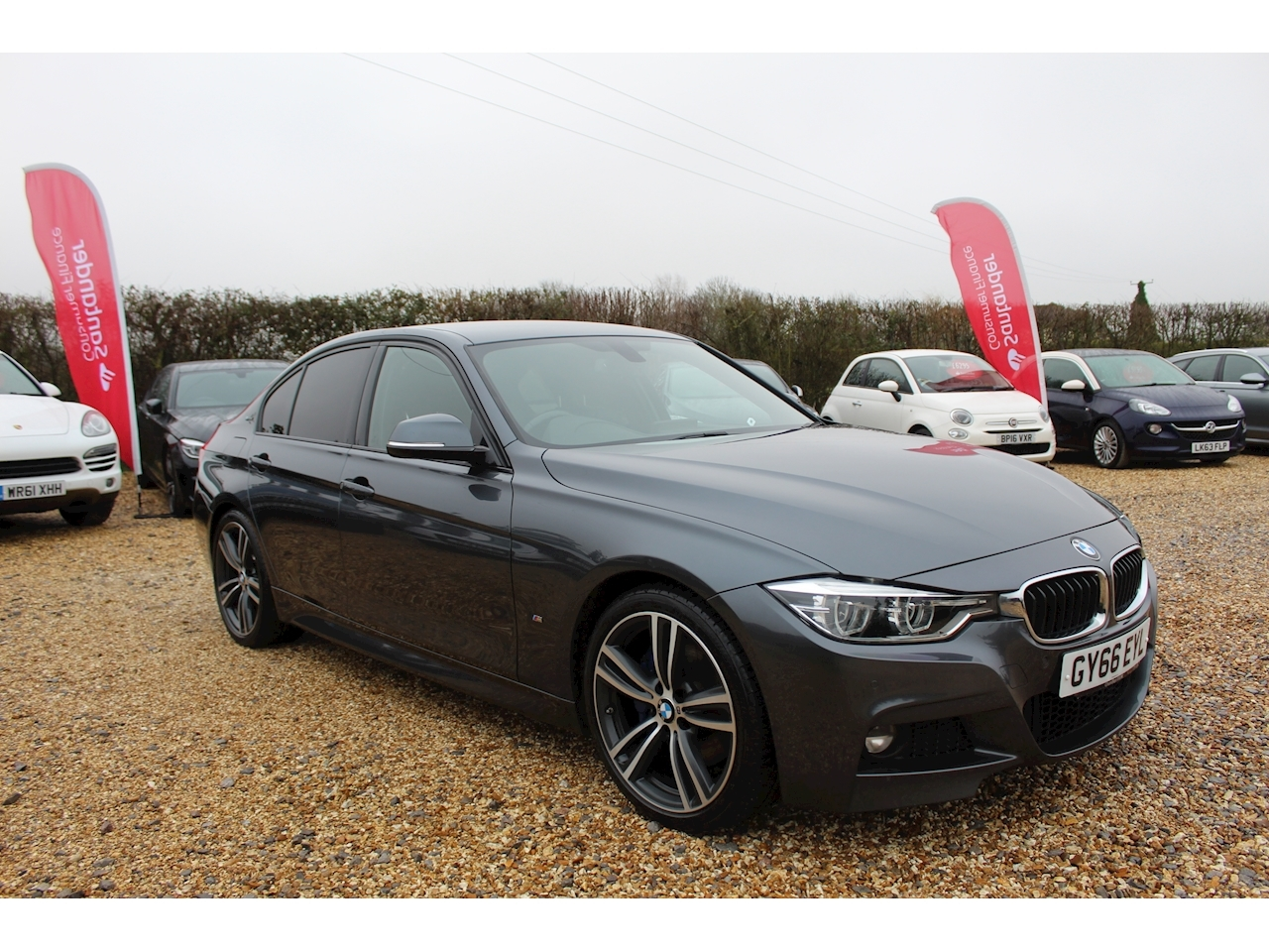 BMW 3 Series 330E M Sport Saloon 2.0 Automatic Petrol/Electric